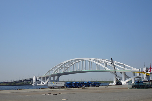 Photos: 夢舞大橋