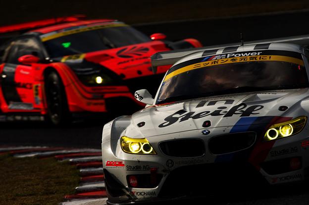 FIA GT3 Vs JAF GT