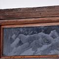窓の雪パート2