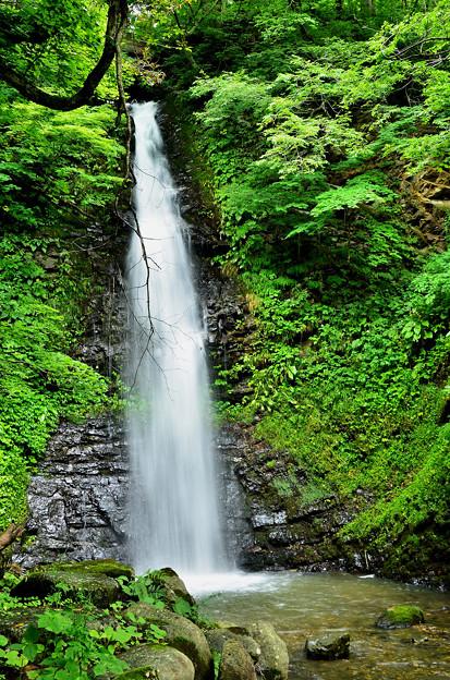 Photos: 天正の滝~縮小サイズ