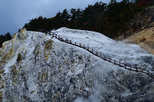 Photos: 河原毛地獄から~天国へ