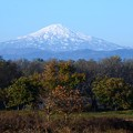 初冬~鳥海山