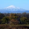 Photos: 初冬~鳥海山