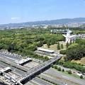 写真: 観覧車からの眺めー1