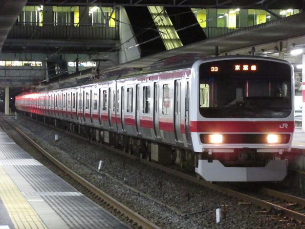 京葉線209系500番台