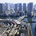 写真: 新橋展望