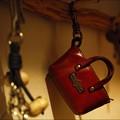 写真: 第132回モノコン 革鞄