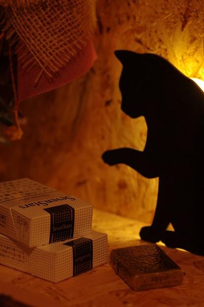 第148回モノコン 黒猫とセブンスター