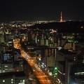 仙台市夜景