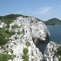 写真: 日本のエーゲ海:白崎海岸04