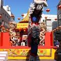 南京町龍獅団:春節祭05
