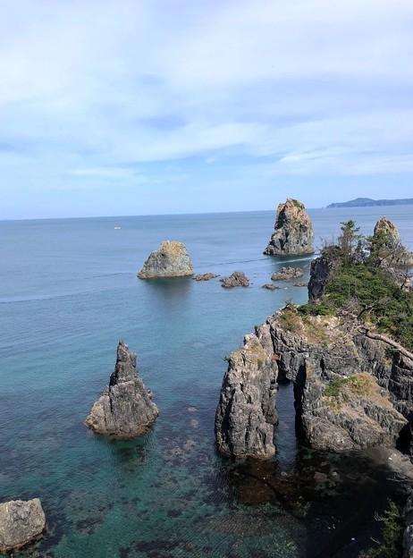 青海島03 海上アルプス