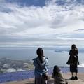 写真: 1100mからの絶景:琵琶湖テラス11