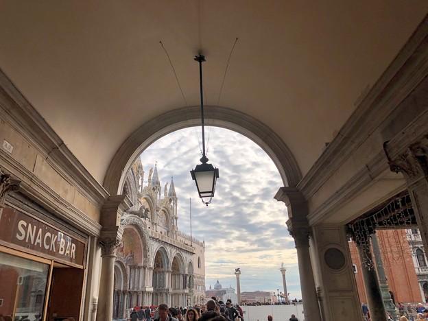 写真: サン・マルコ広場:ベネチア24