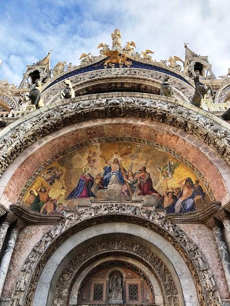 写真: サン・マルコ大聖堂:ベネチア18