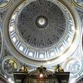写真: ミケランジェロ設計のクーポラ:ローマ02