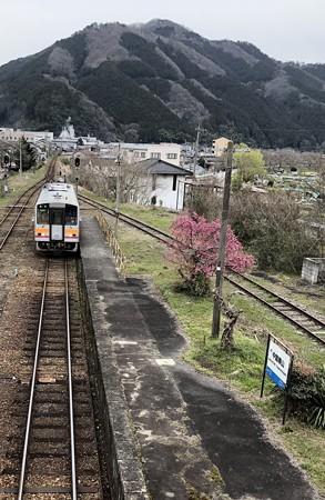 JR姫新線:中国勝山01