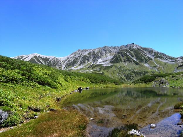立山08:みどりが池