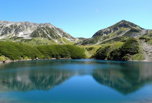 立山12:ミクリガ池