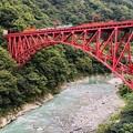 Photos: 黒部渓谷鉄道03:山彦橋