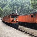 黒部渓谷鉄道01:トロッコ電車