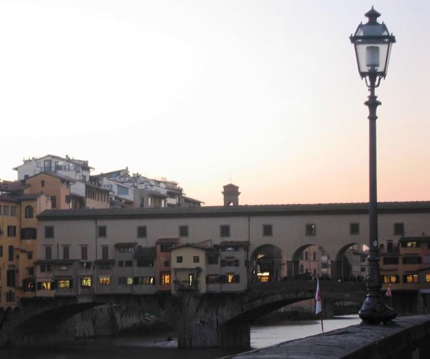 ヴェッキオ橋:フィレンツェ15