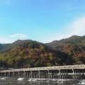 渡月橋:惜秋京都03