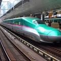 はやぶさ~東京駅