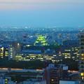 写真: 名古屋城