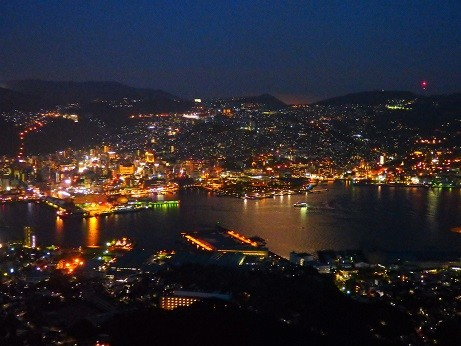 長崎~稲佐山からの夜景