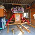 写真: 神輿~洲崎神社