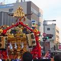 写真: 亀ヶ岡神社のお神輿~逗子駅前