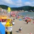 写真: 盛夏~逗子海岸
