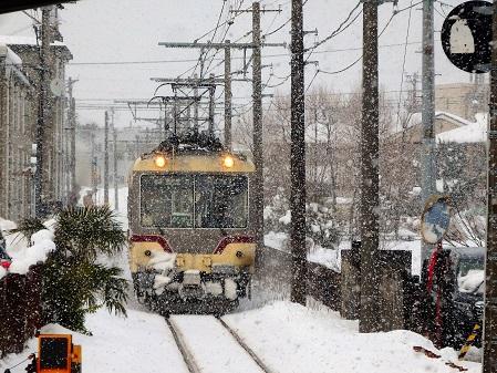 富山地鉄~不二越駅