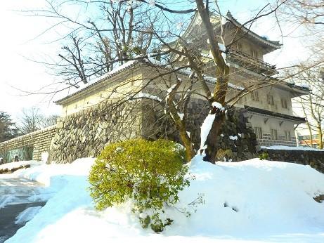 写真: 富山城址公園