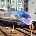 写真: 500系~広島
