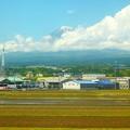 写真: 車窓富士山 2018-05-14