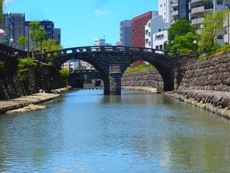 写真: 眼鏡橋