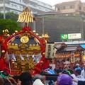 写真: 逗子 亀ヶ岡八幡宮 神輿