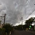 Photos: 怪しい雲~逗子