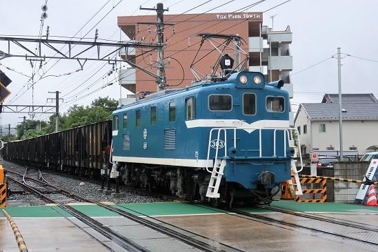 秩父鉄道の貨物列車