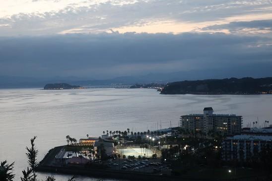 Photos: 大崎公園から江ノ島方面