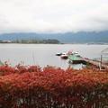 写真: 河口湖