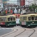 Photos: 長崎市電