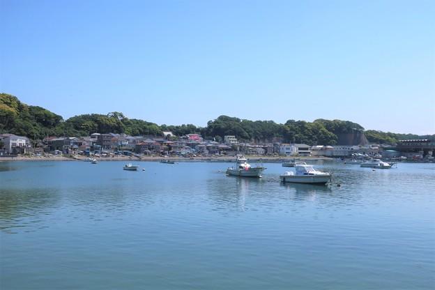 Photos: 佐島漁港