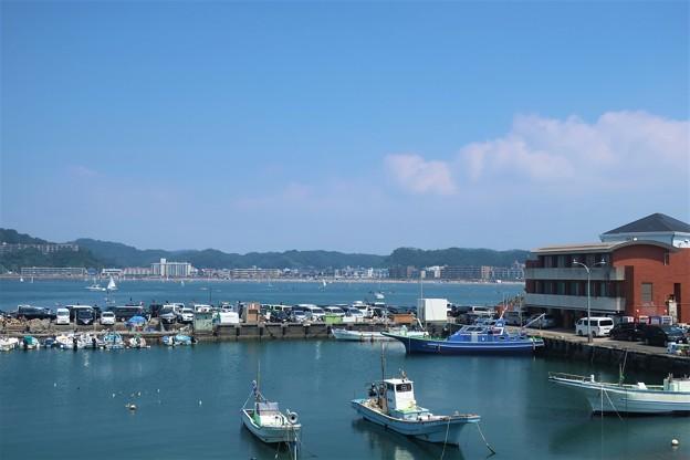 Photos: 葉山港