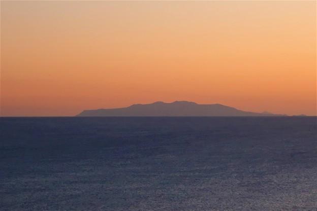 Photos: 逗子からの大島