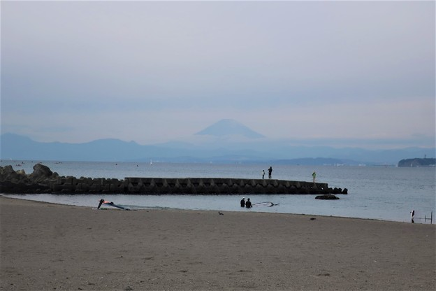 Photos: 葉山 森戸海岸