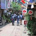 写真: 辰巳新道