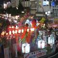わが町の祭り・・夜